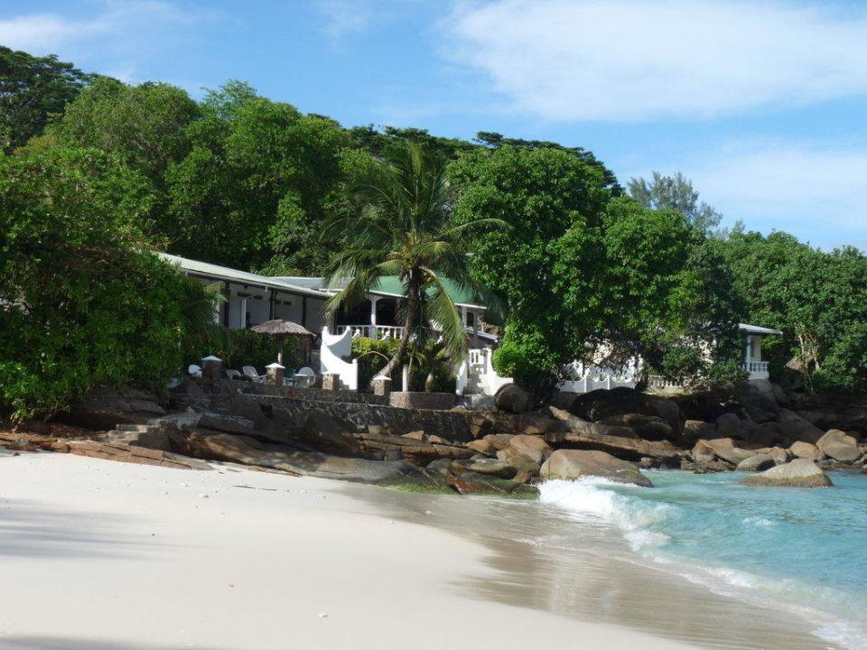 Blick auf das Anse Soleil Beachcomber Hotel Beachcomber Anse Soleil