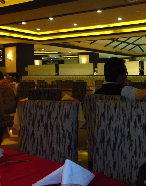 Abendessen Saal Amelia Beach Resort Hotel & Spa