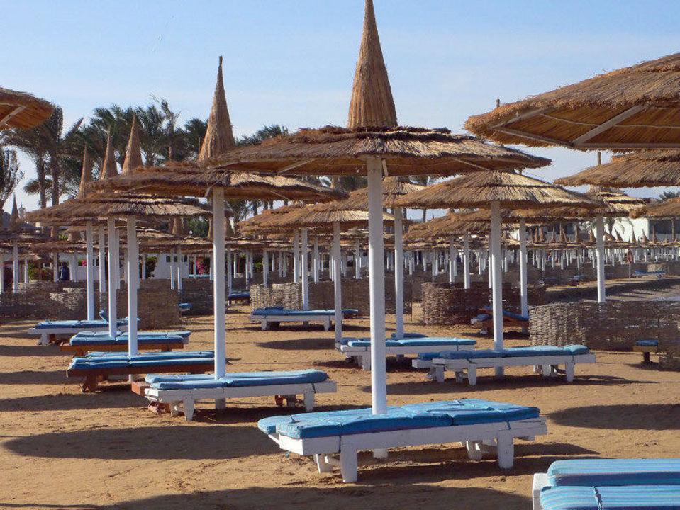 Strandimpression Dana Beach Resort