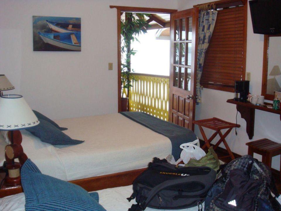 Im Zimmer Hotel Bocas Del Toro