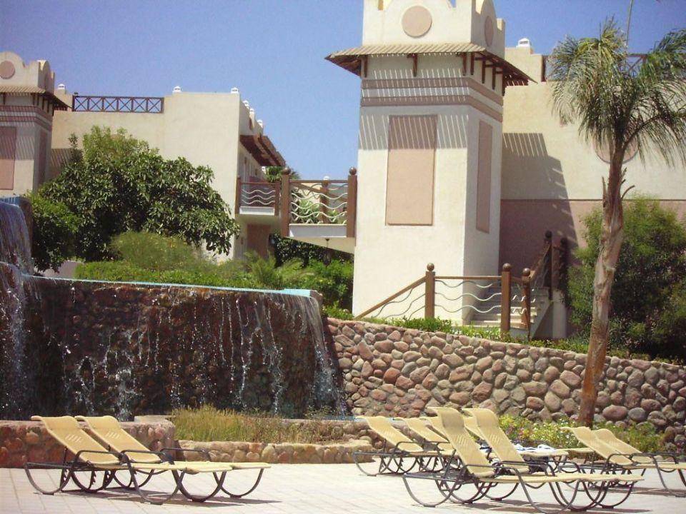 Pool-Landschaft - Concorde El Salam SSH Concorde El Salam Hotel Sharm el Sheikh