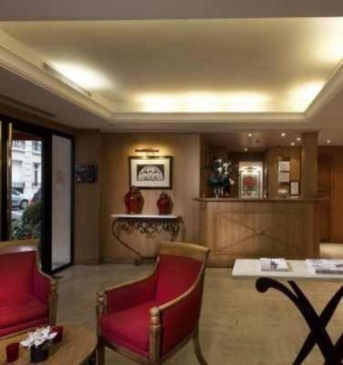 Lobby Xo Hotel Paris In Paris Holidaycheck Gro Raum