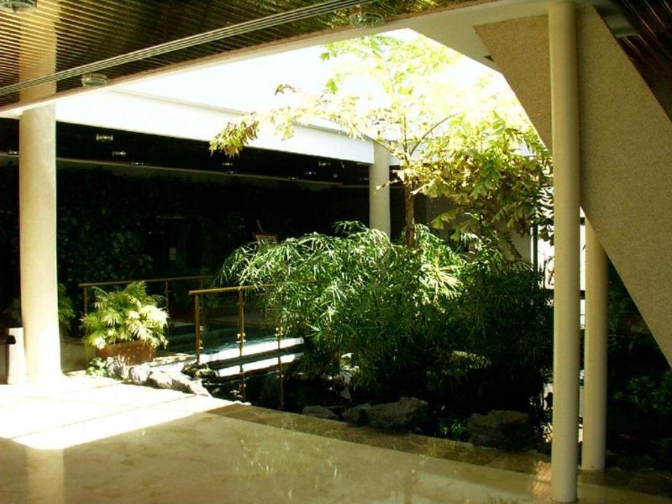 Hotelhalle Bild 2  Playa Dorada Hesperia Lanzarote Playa Dorada