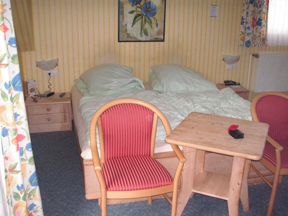 Elternzimmer Appartement Standard Altbau Familotel FamilienKlub Krug