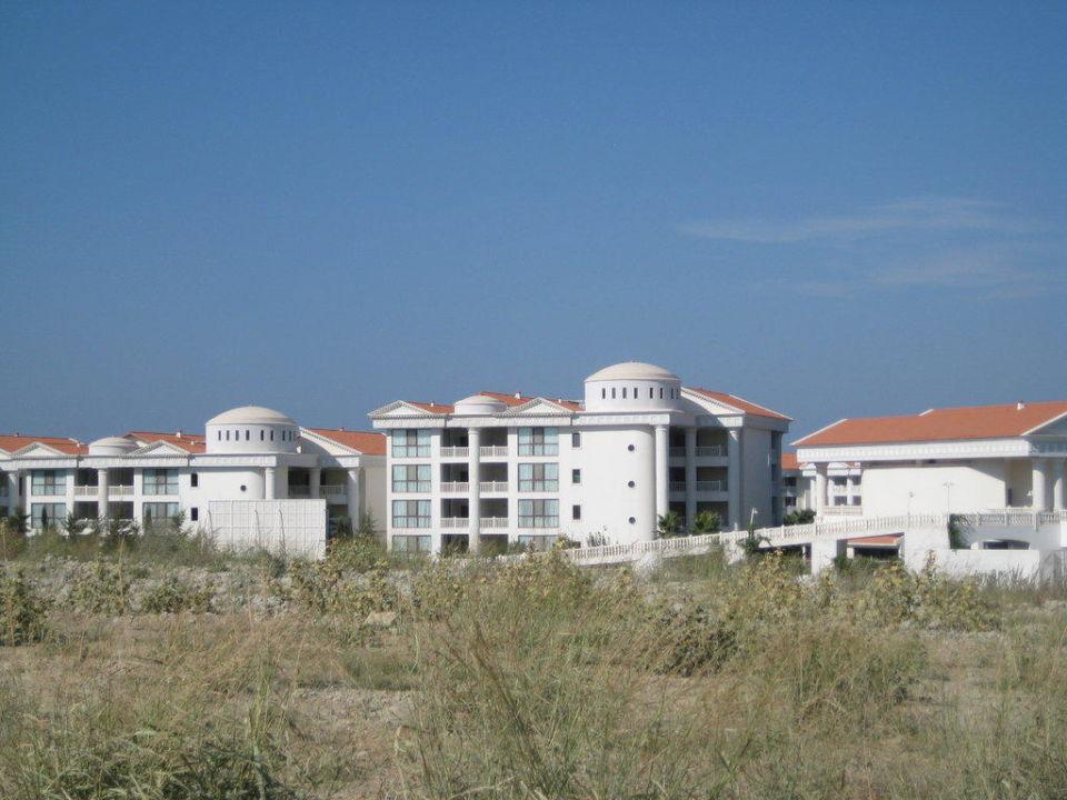 Außenansicht Roma Beach Roma Beach Resort & Spa