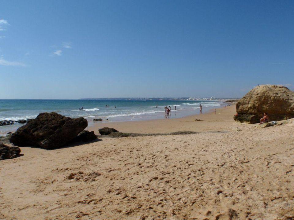 Plaża Hotel Vila Galé Atlântico