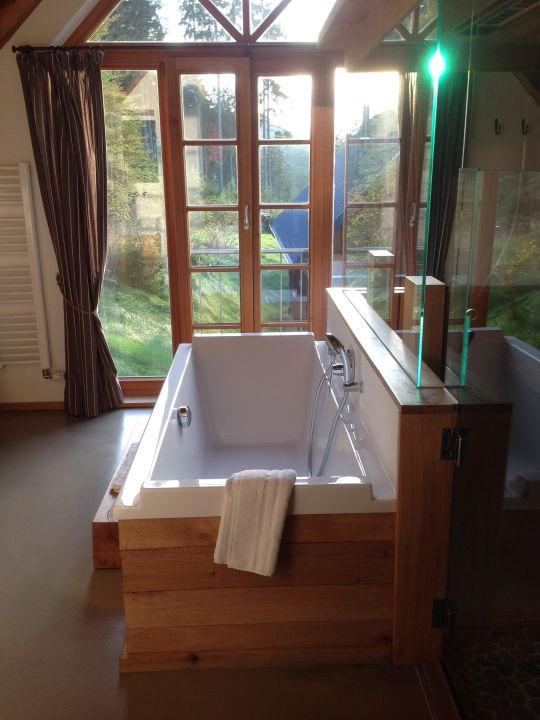 Badezimmer Oben, Mit Wanne, Dusche, Infrarotkabine