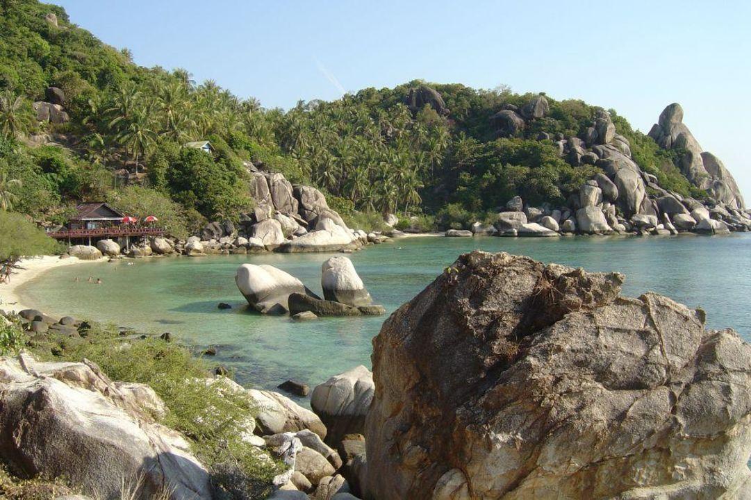 Koh Tao Freedom Beach Hotel Taa Toh Lagoon June Juea Beach