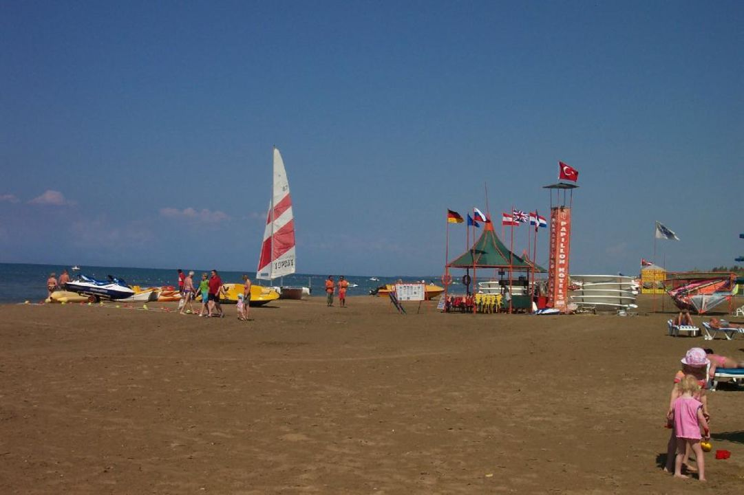 Papillon Muna Wassersport Paloma Oceana Resort