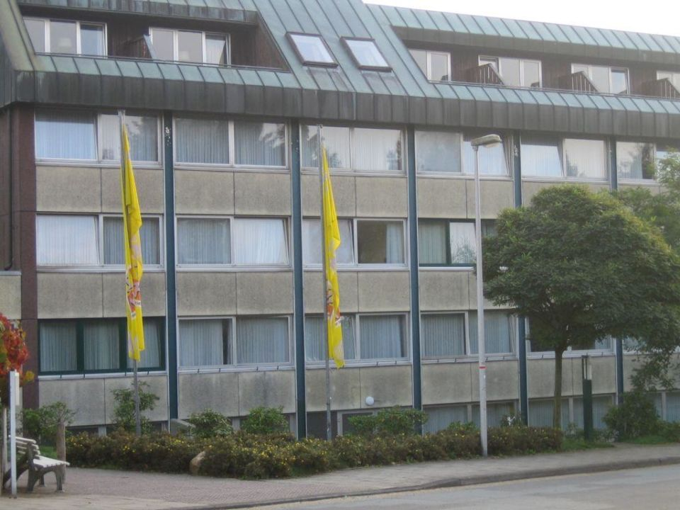 Hotel von außen Hotel Wikings Inn  (geschlossen)