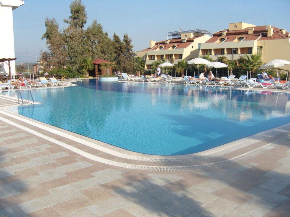 Das Wasser ist kalt Hotel Sultan of Side
