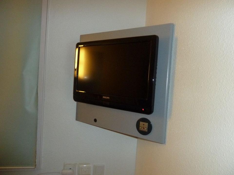 Fernseher ibis budget hotel paris porte de montmartre saint ouen holidaycheck gro raum - Ibis budget paris porte de saint ouen ...