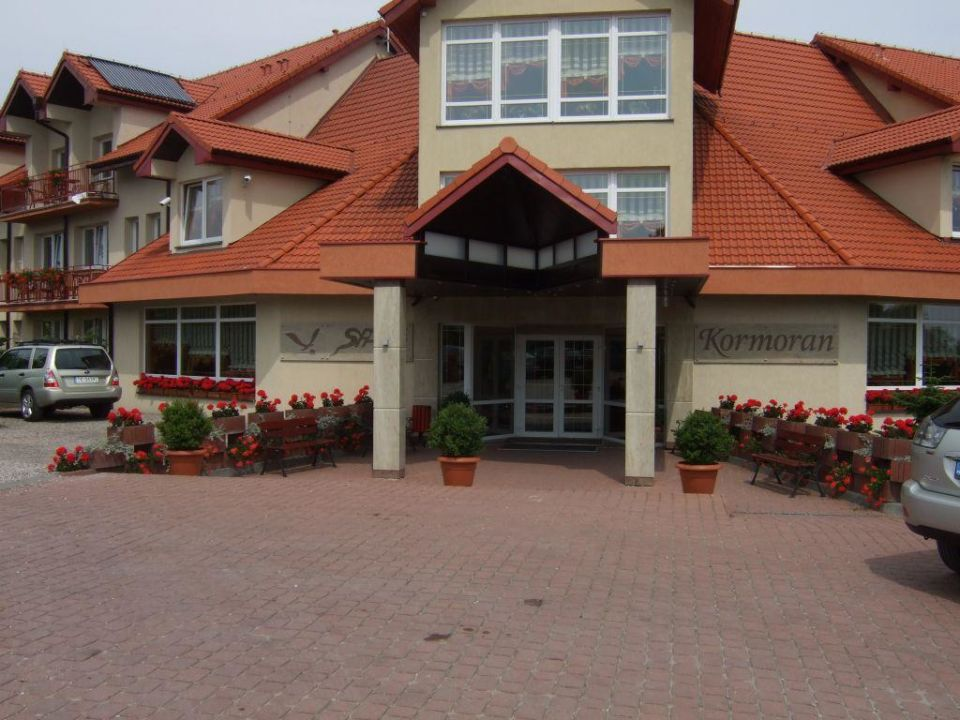 Www Hotel Kormoran Polen De