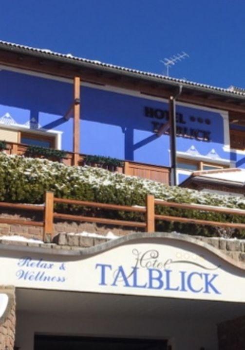 Außenansicht Hotel Talblick