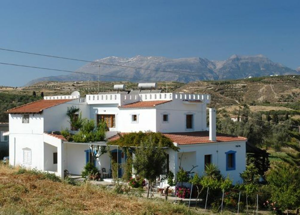 Magnificent Psiloritis Mountains  Jodi Rooms Pension