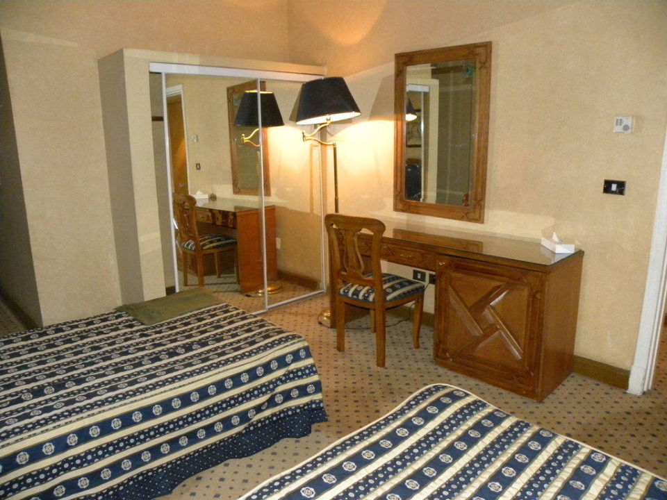 2. Schlafzimmer Hotel Om Kolthoom