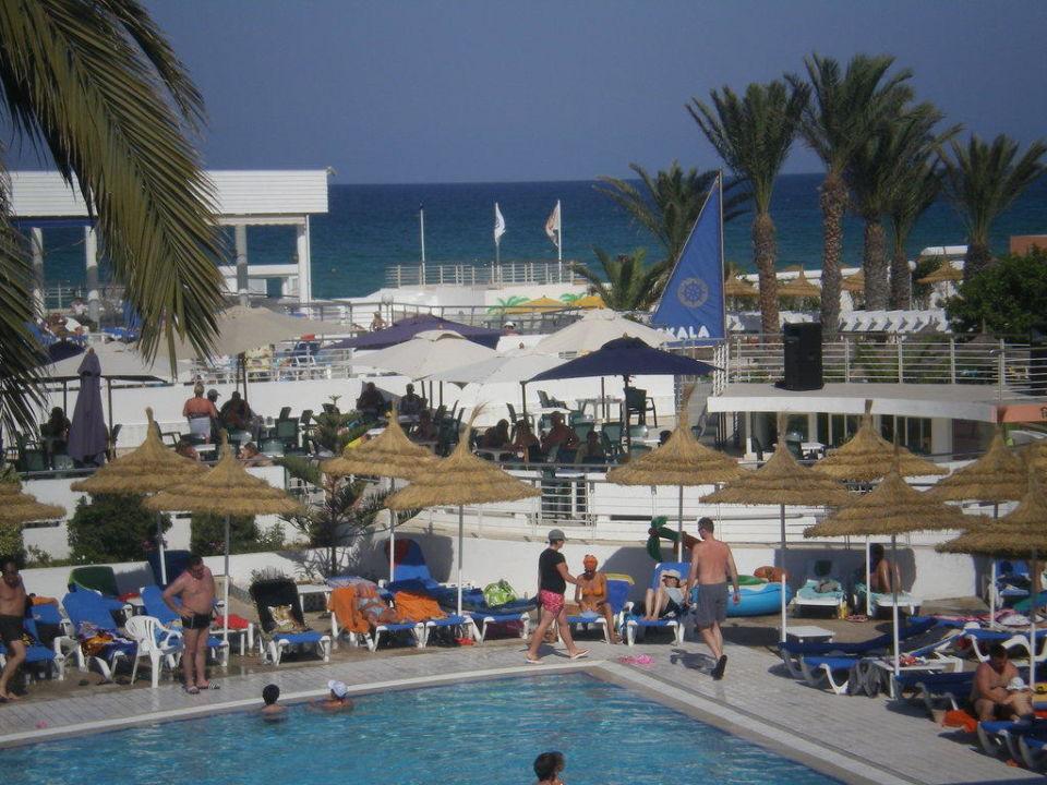 View from room 417 PrimaSol El Mehdi