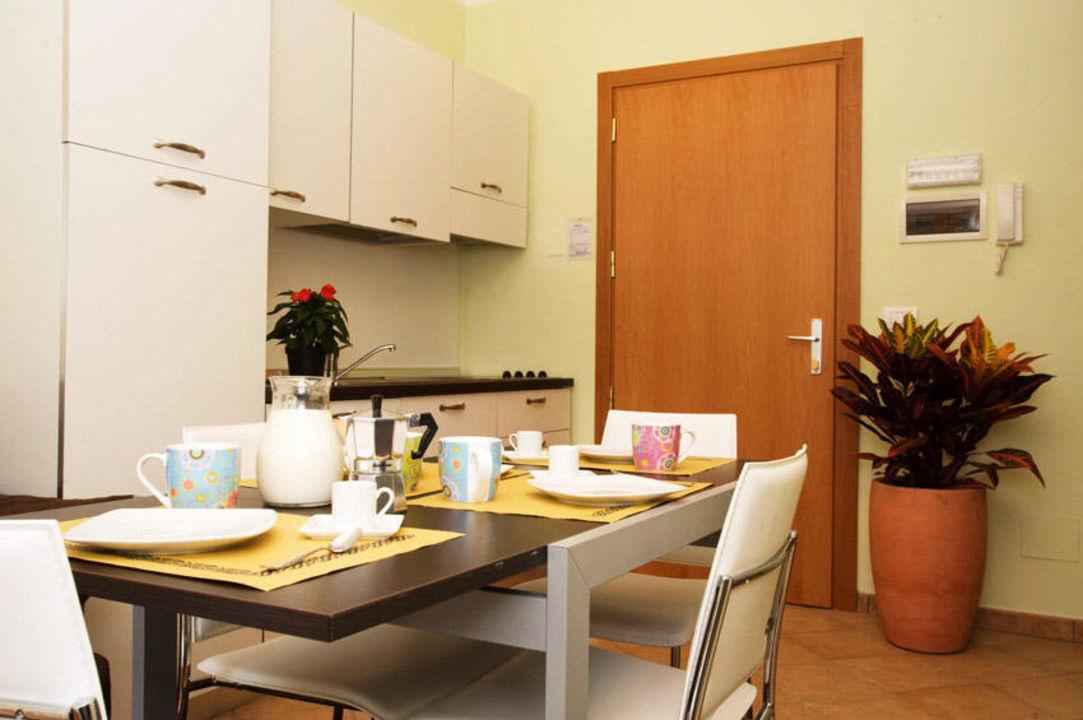 Interno Appartamento Hotel Residence Poggio Dei Pini