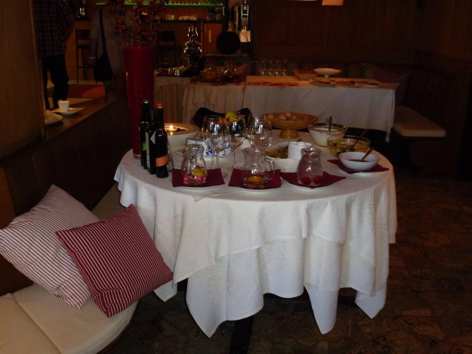 Frühstück Schlosshof Resort - Charme Hotel