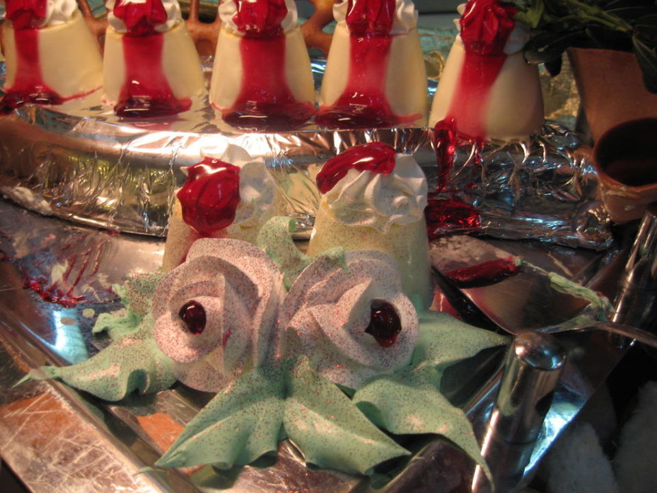 Dessert-Buffet Hotel Oleander