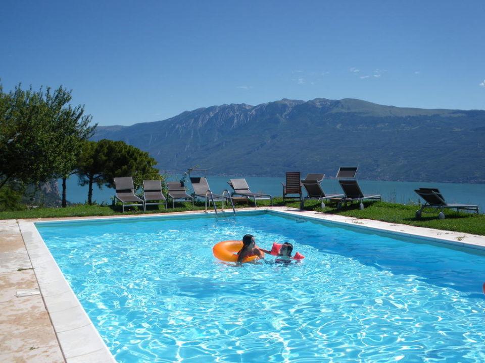 Pool with view Boutique Hotel Villa Sostaga