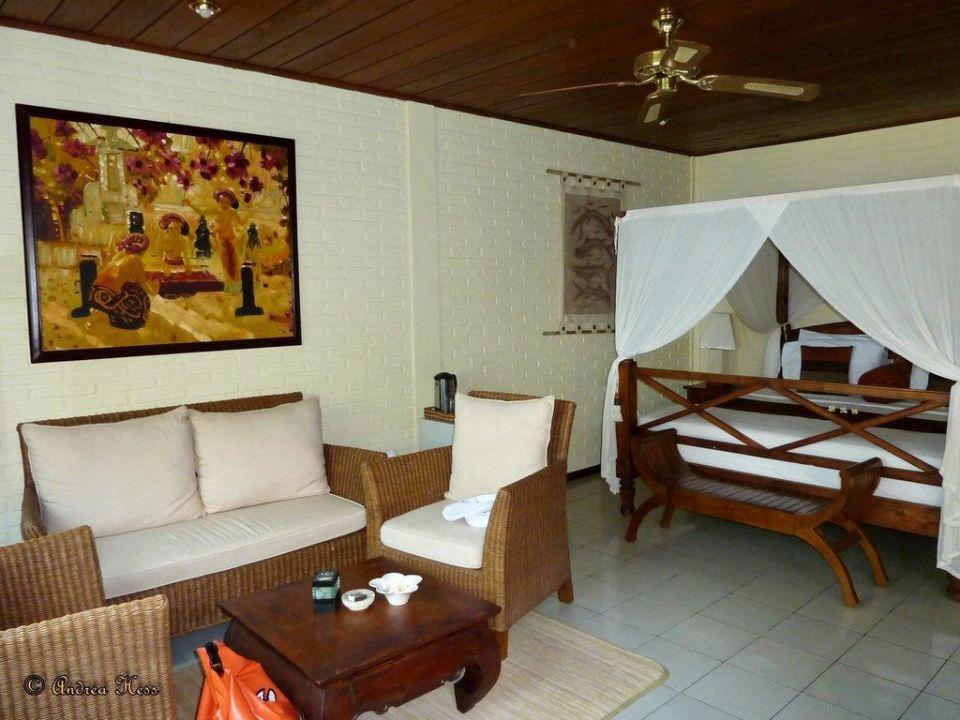 Deluxe-Zimmer Erdgeschoss Hotel Tauch Terminal Resort Tulamben