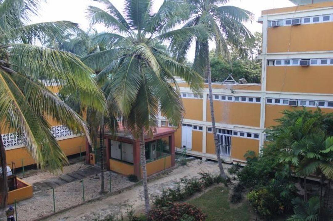 Blick aus dem Zimmer Hotel Sierra Maestra