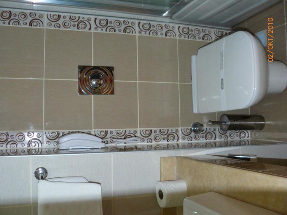 Bathroom Hotel Top