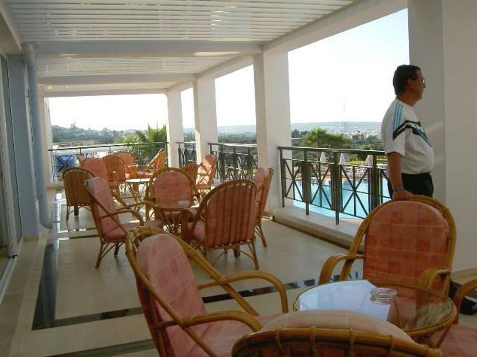 Hotelterrasse Hotel Imperial Belvedere