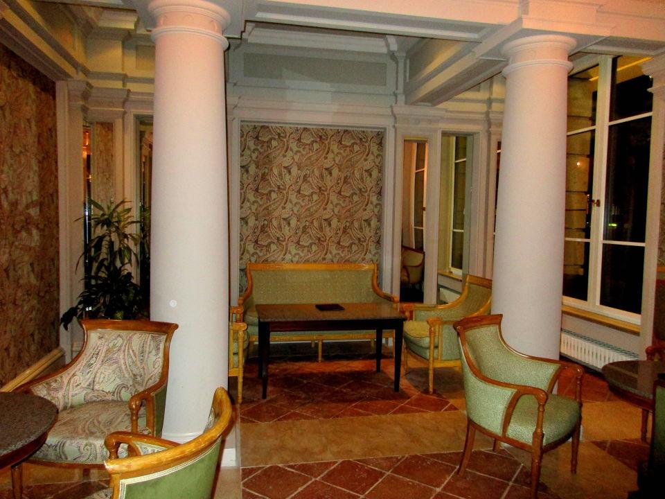 Wintergarten Grandhotel Hessischer Hof