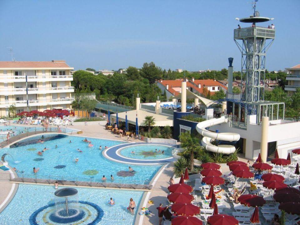 pool Villaggio & Aparthotel Planetarium Resort