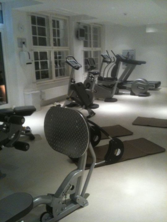 Fitness Hotel Ellington Berlin