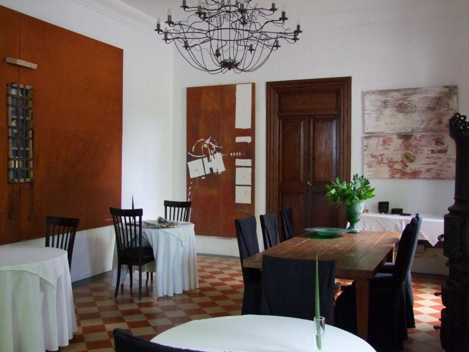 Der Frühstücksraum Refugio Son Pons