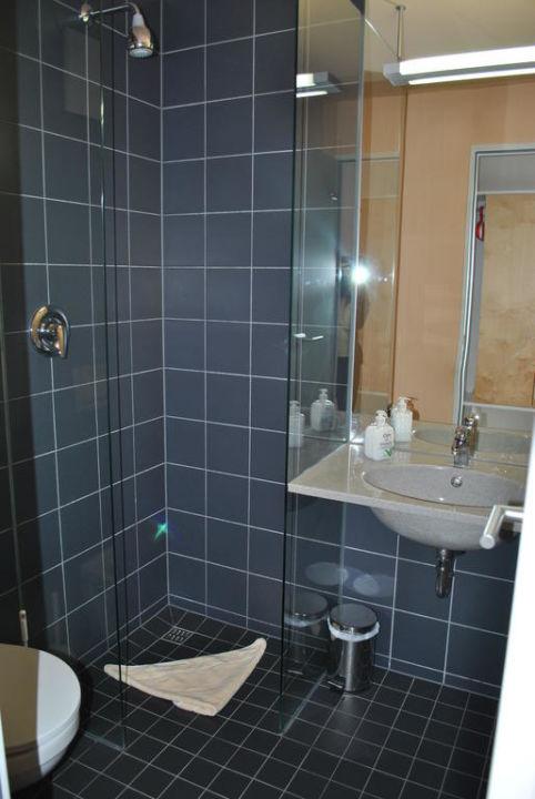 Kleines Badezimmer\