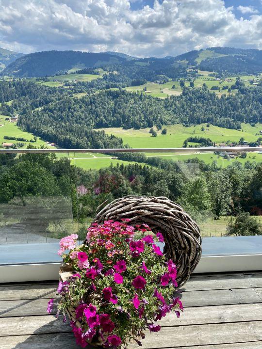 Ausblick Bergkristall - Mein Resort im Allgäu