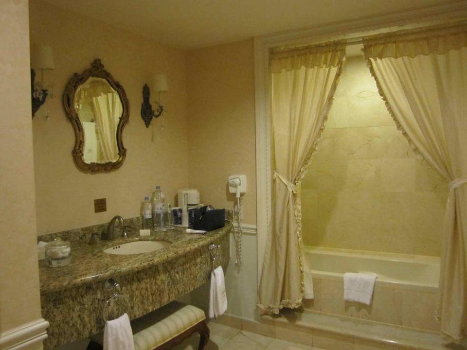 Mastersuite - Wohnzimmer Gran Hotel Ciudad de Mexico