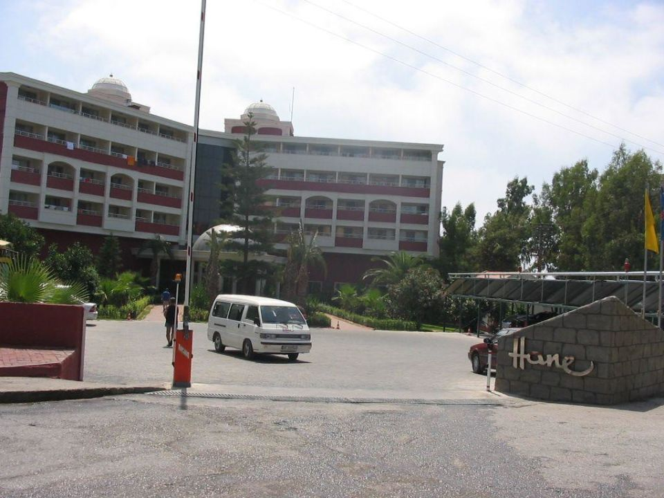 Hane Hotel mit Shuttle Bus Hane Hotel