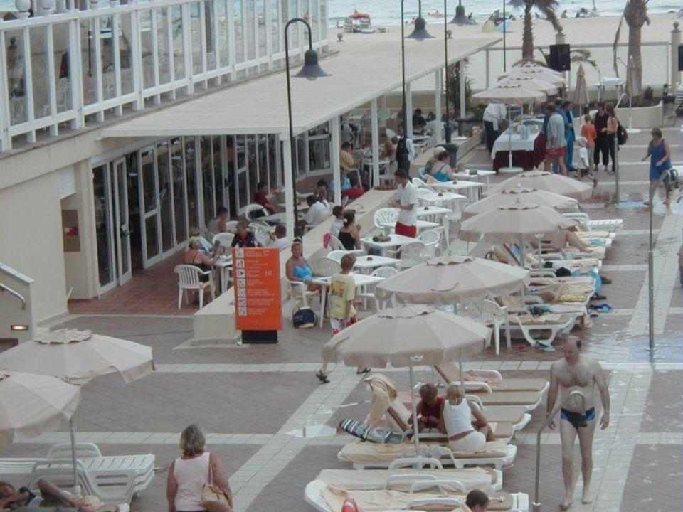 Terrasse Hotel Riu Oliva Beach Resort