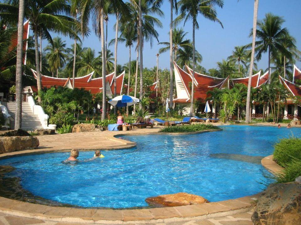 Pool auch für Kinder Santhiya Tree Koh Chang Resort