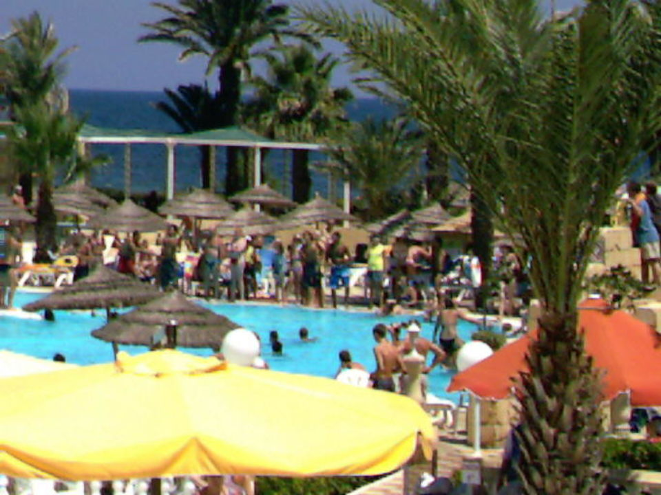 Hotel Houda Golf Beach Club Tunesien