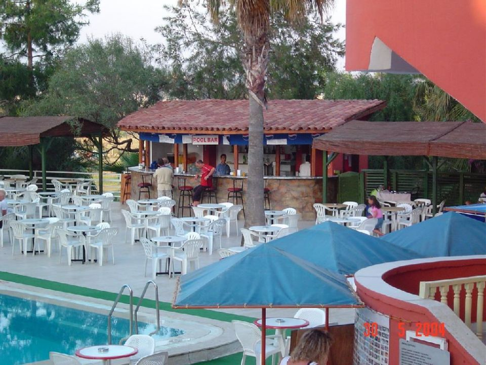 Pool Bar Hotel Sidelya Club