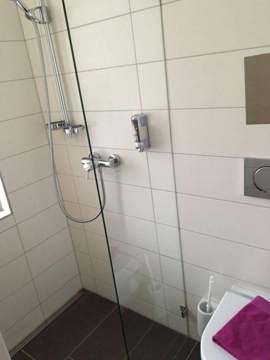 WC/Dusche Hotel Volapük