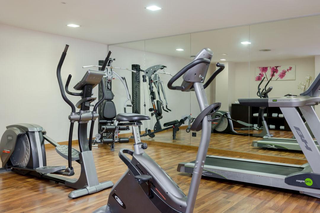 Sport & Freizeit Hotel Exe Moncloa
