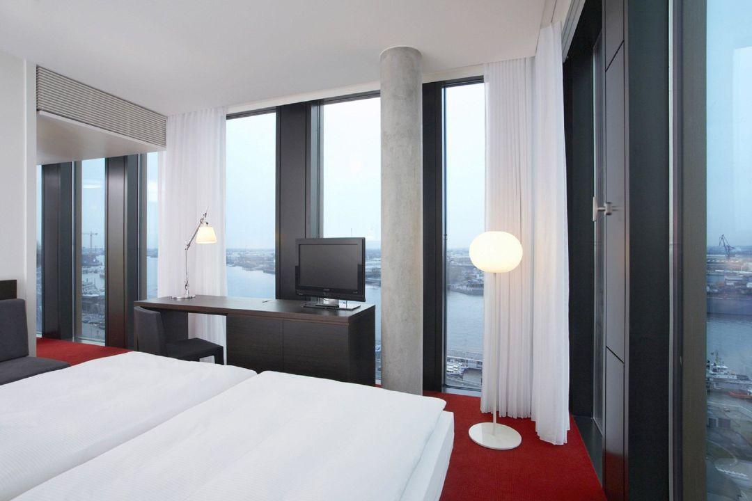 Riverview Zimmer Mit Frontalem Hafenblick Empire Riverside Hotel