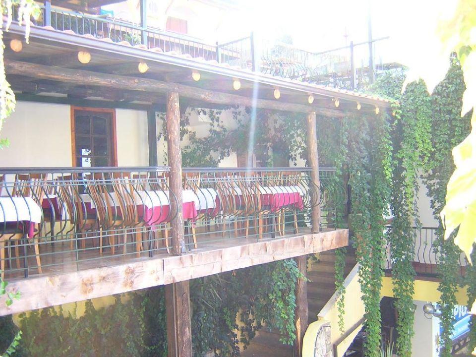 Restaurant - Terrasse Hotel Kriopigi