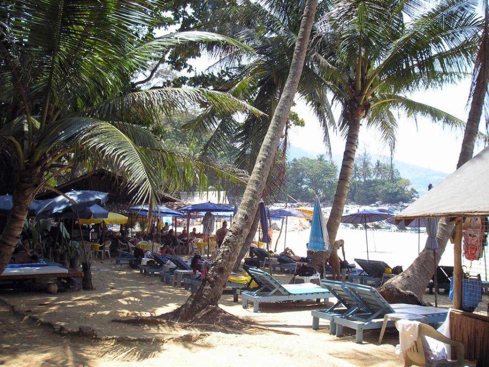 Naihan beach Hotel Sawasdee Village