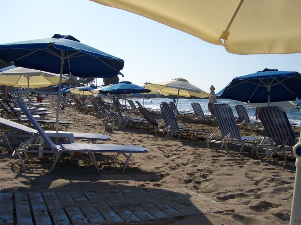 Strand Cretan Filoxenia Beach Hotel  (geschlossen)