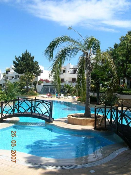 Jeden z basenów Hotel Balaia Golf Village
