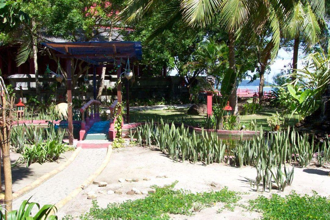 Anna und der König Hotel Frangipani Langkawi Resort