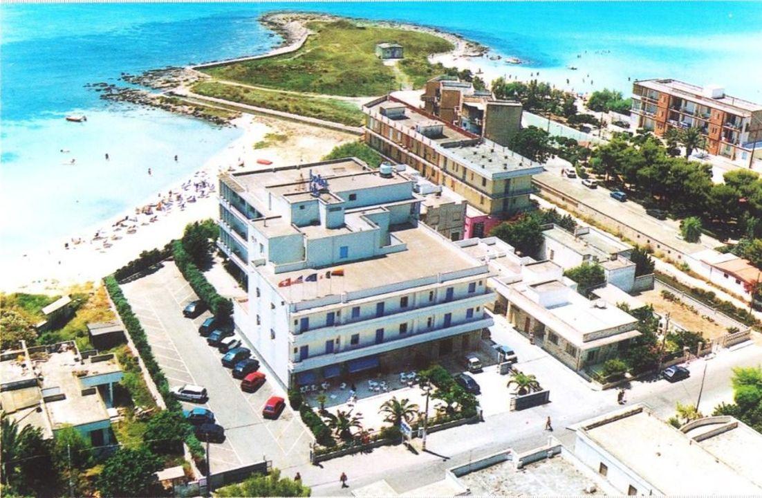 Vista aerea Hotel Blu Hotel Blu